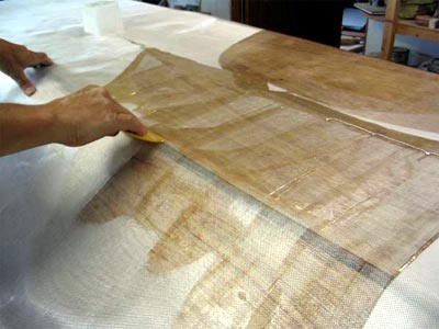 Maintaining A Ply Epoxy Boat